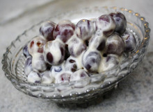Amish Grape Salad Recipe