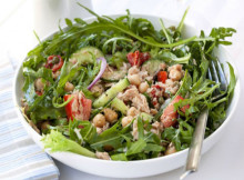 Arugula Tuna Salad Recipe