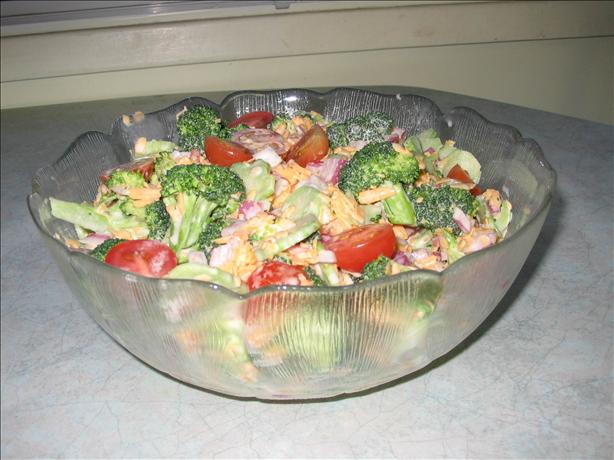 Best Raw-Broccoli Salad Recipe
