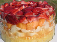 Layered Fruit Salad Recipe