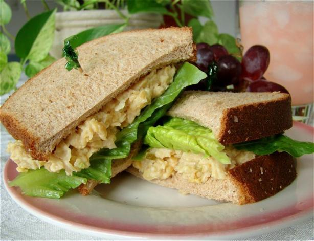Mock Tuna Salad Recipe — Dishmaps