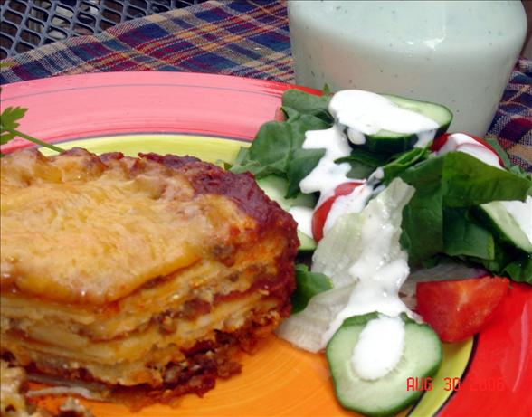 Outback Ranch Dressing Recipe