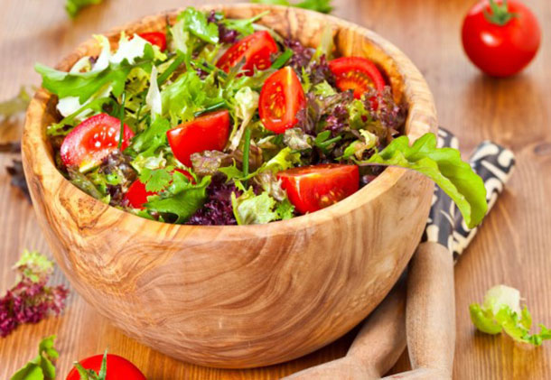 Quick Cherry Tomato Salad Recipe