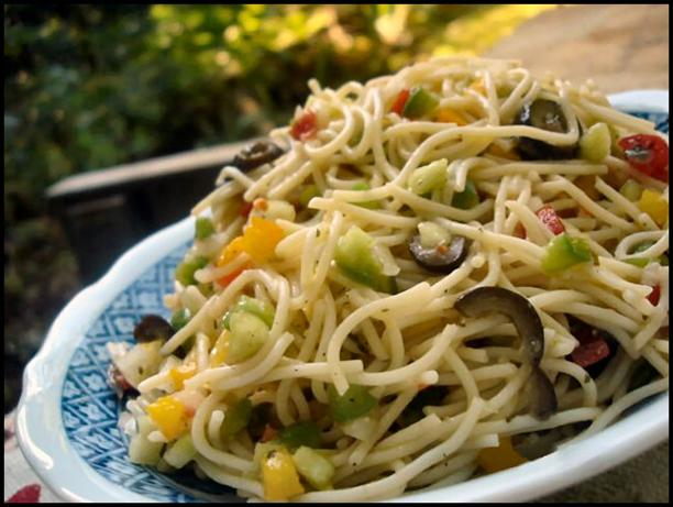 Ranch Picnic Pasta Salad Recipe