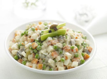 Russian / Polish Salad Recipe