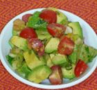 VIDEO Easy Avocado Salad Recipe